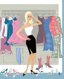 closet cartoon